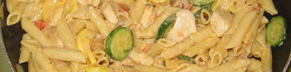 Summer Vegetable Penne