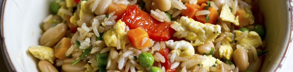 Fried Rice Pilaf
