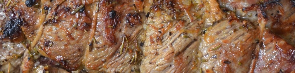Rosemary Lemon Boneless Leg of Lamb