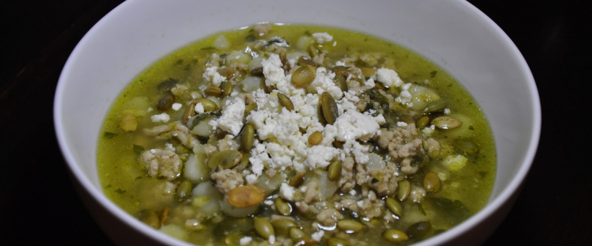 Green Chili with Pork