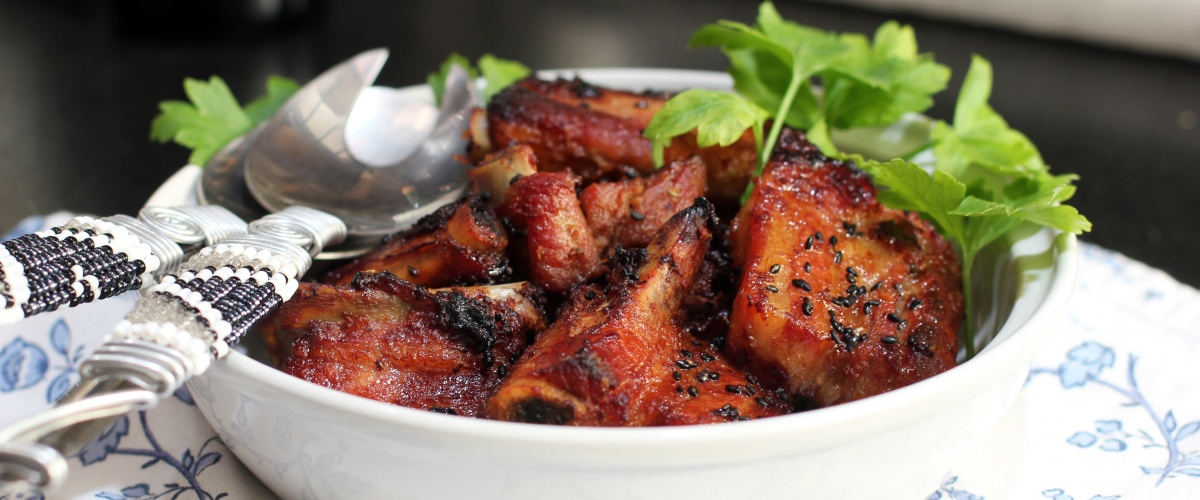 French Pork Belly Ribs