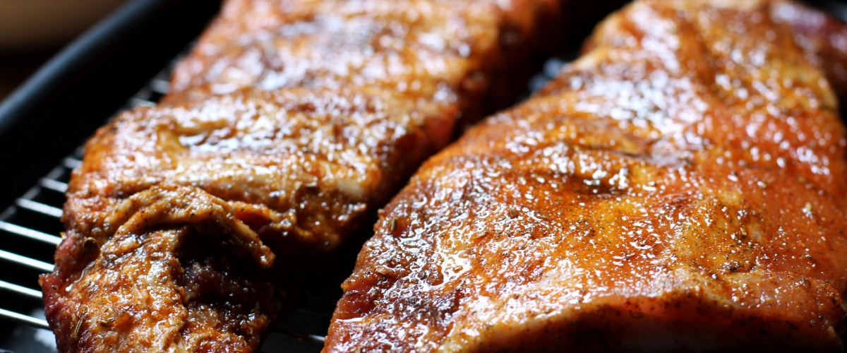 Bavarian Pork Ribs